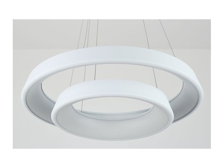MCODO ::  Ultranowoczesna lampa led  Orbit rp2  barwa ciepła 3000K Tworzywo sztuczne Metal Lampa inspirowana Styl Nowoczesny