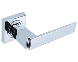 Klamka drzwiowa MENSA szyld dzielony chrom DH-12-22-04-KW Gamet_DARMOWA DOSTAWA OD 99 zł