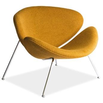 Fotel Major - 3 kolory musztardowy
