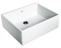 Umywalka pojedyncza nablatowa NOVA TOP 60x50cm biały Koło_DARMOWA DOSTAWA !!!