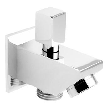 Wylewka wannowo prysznicowa Corsan CMW6 z przełącznikiem ciśnieniowym do słuchawki prysznicowej