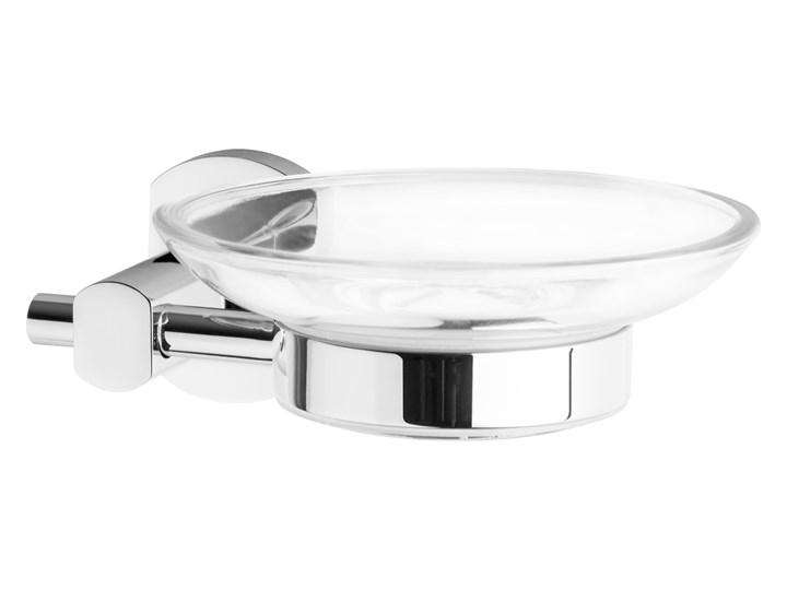 Mydelniczka łazienkowa Corsan CA103 szklana podstawka na mydło