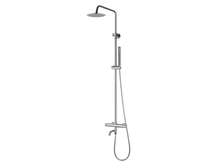 Kolumna prysznicowa Corsan Lugo CMN016 Wyposażenie Z deszczownicą Wyposażenie Z termostatem