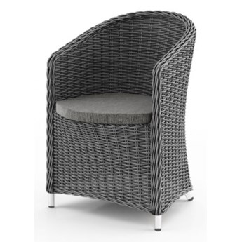 Fotel ogrodowy D-VIT szary