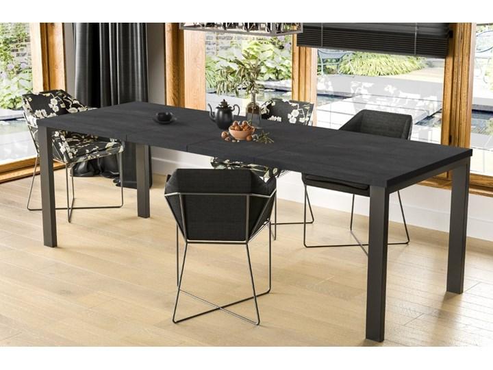 Stół Garant 170 z blatem 80x80 rozkładany do 170 cm Szerokość 80 cm Styl Nowoczesny Długość 80 cm  Pomieszczenie Stoły do jadalni