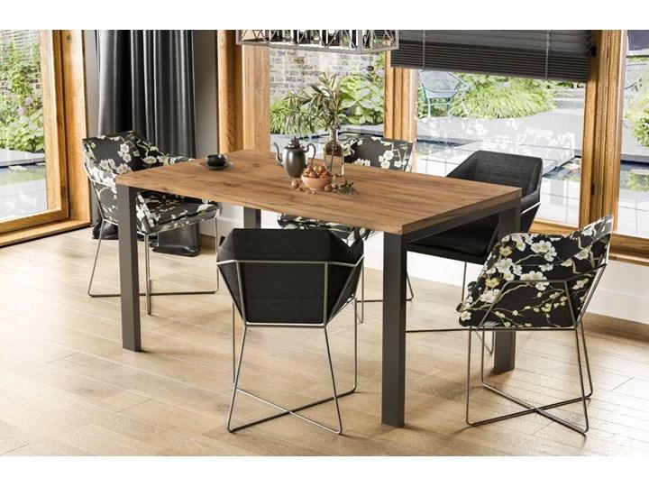 Stół Garant 170 z blatem 80x80 rozkładany do 170 cm Długość 80 cm  Pomieszczenie Stoły do jadalni Szerokość 80 cm Rozkładanie