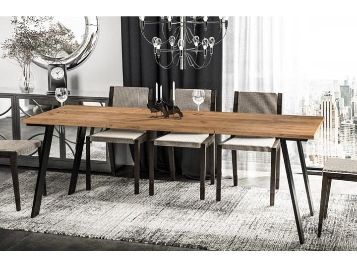Stół Liwia 210 rozkładany od 130 do 210 cm Rozkładanie Rozkładane Styl Nowoczesny