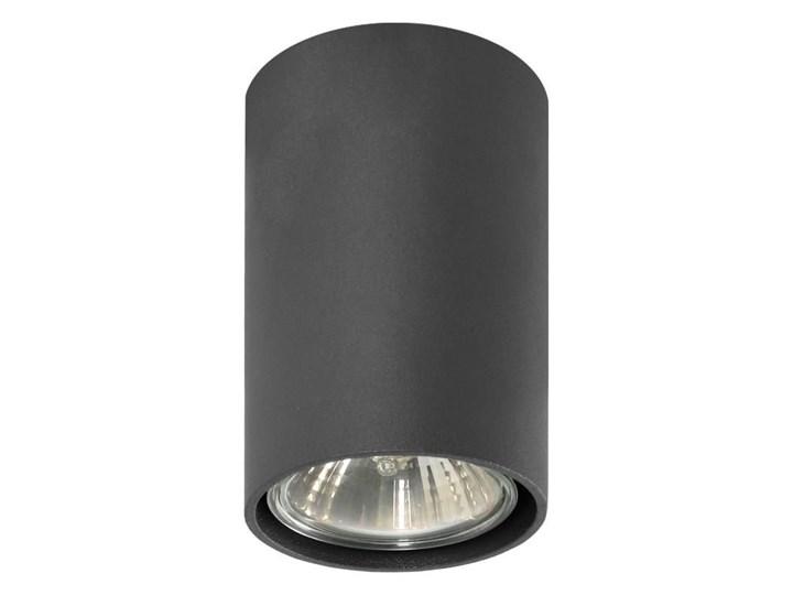 Halogenowa lampa sufitowa E402-Simbi - czarny Oprawa halogenowa Okrągłe Oprawa stropowa Kategoria Oprawy oświetleniowe