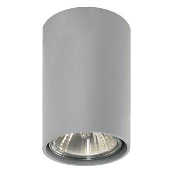 Minimalistyczna lampa sufitowa E402-Simbi - popiel