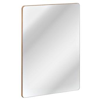 Prostokątne wiszące lustro łazienkowe Borneo 3S