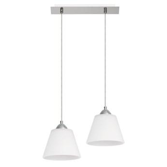 Szykowna podwójna lampa wisząca E424-Nevix