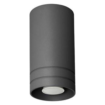 Łazienkowa lampa sufitowa E555-Simox - czarny