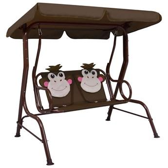 Huśtawka ogrodowa dziecięca Fino - małpka
