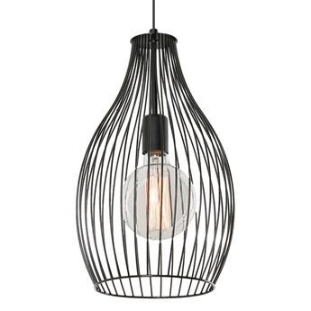 Designerska metalowa lampa wisząca E642-Tosyl