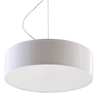 Nowoczesna lampa wisząca LED E817-Arens - biały