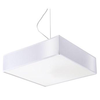 Minimalistyczna lampa wisząca E819-Horux - biały