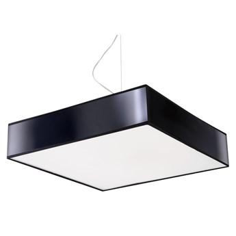 Nowoczesna kwadratowa lampa wisząca E820-Horux - czarny
