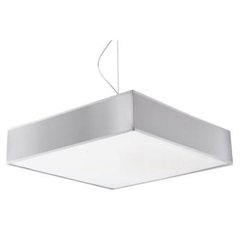 Lampa wisząca kwadratowa E820-Horux - szary