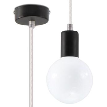 Nowoczesna lampa wisząca E825-Edisos - biały