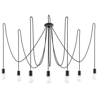 Designerski żyrandol 7 kloszy E829-Edisos