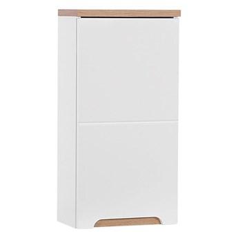 Podwieszana szafka łazienkowa Marsylia 5X - Biały połysk
