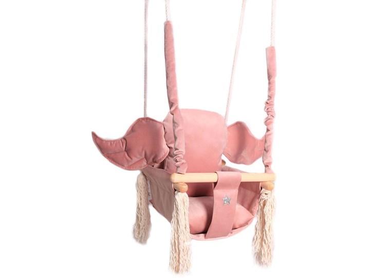 Różowa huśtawka dla dziewczynki - Tiana Kubełkowa Kategoria Huśtawki dla dzieci