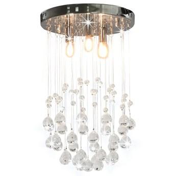 Kryształowa lampa sufitowa w stylu glamour - EX94-Selex