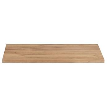 Prostokątny blat łazienkowy - Malta 10X Dąb 60 cm
