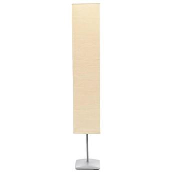 Beżowa stojąca podłogowa z papieru ryżowego - EX146-Rebeca