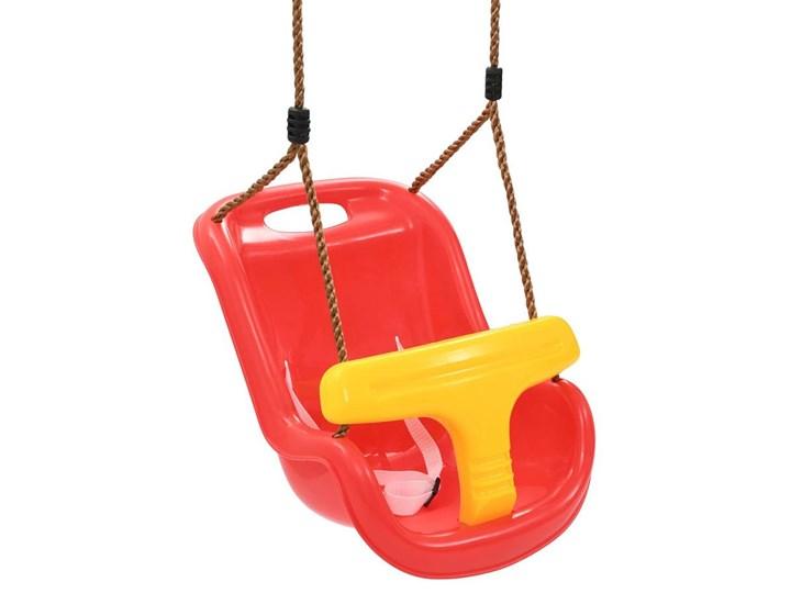 Czerwona huśtawka dla dziecka - Kala