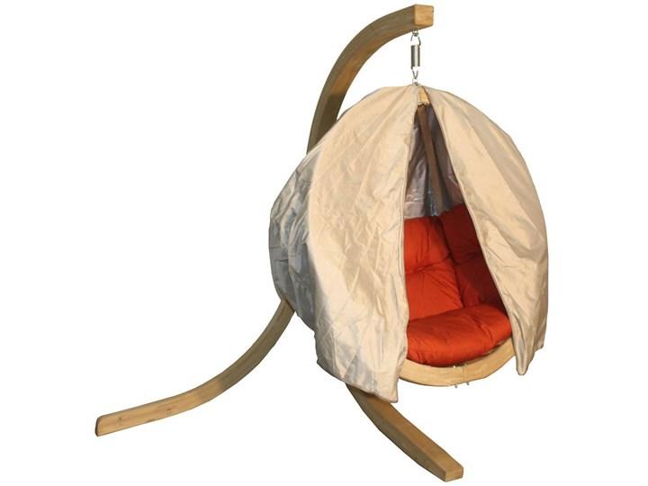 Beżowy pokrowiec na fotel ogrodowy - Parys 2X Kolor Brązowy Na huśtawkę Kategoria Pokrowce przeciwdeszczowe