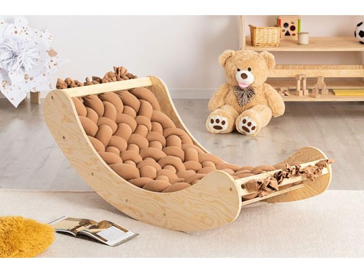 Karmelowa drewniana kołyska dziecięca - Tulis Drewno Kołyski Kategoria