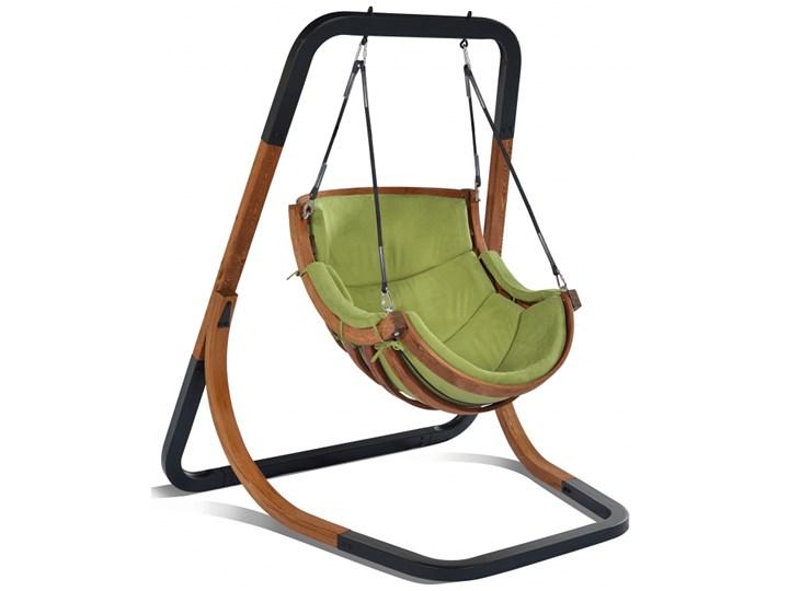 Zielony fotel wiszący huśtawka - Pasos 2X Kategoria Fotele ogrodowe Wiszące Styl Nowoczesny