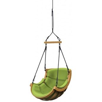 Zielona huśtawka ogrodowa - Pasos 6X