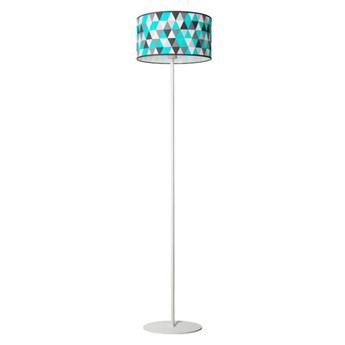 Lampa podłogowa z geometrycznym wzorem - EX497-Demetes