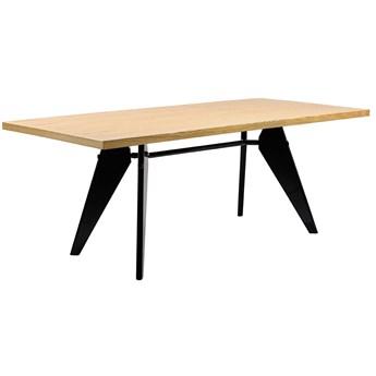 Drewniany stół do salonu i kuchni - Jupito 2X