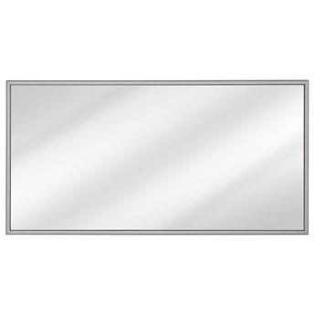 Podwieszane prostokątne lustro łazienkowe - Tauro 2S