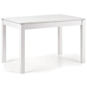 Rozkładany stół kuchenny Aster - biały