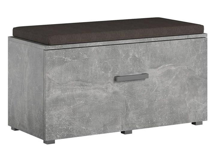 Designerska szafka na buty Adon - beton