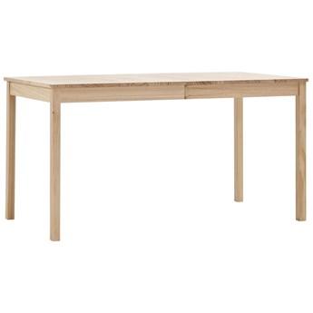 Naturalny stół sosnowy – Elmor 2X