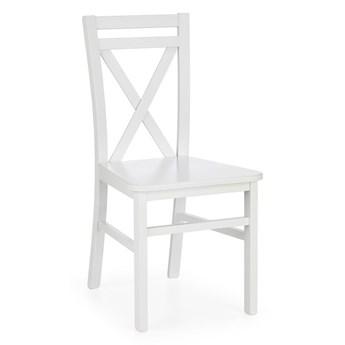 Krzesło skandynawskie Dario - Białe