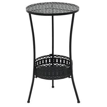 Metalowy stolik ogrodowy - Maeve