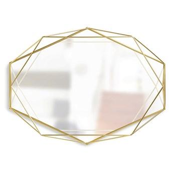 Vintage lustro Senmi - złote