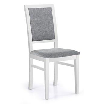 Drewniane krzesło Prince - Białe