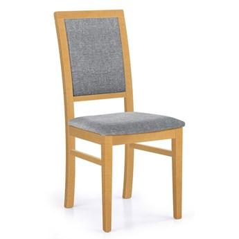Drewniane krzesło Prince - Dąb miodowy