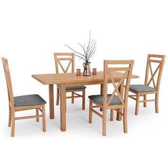 Stół rozkładany Rafael - dąb kraft