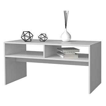 Skandynawski stolik kawowy Madi - biały