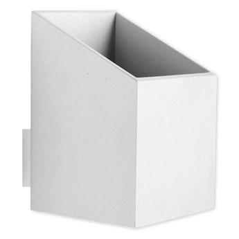 Kinkiet w stylu skandynawskim E008-Rubis 2X - biały