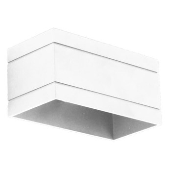 Lampa ścienna E055-Quade - biały