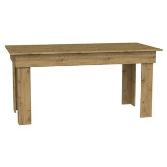 Stół industrialny Destar 160x80 - dąb artisan